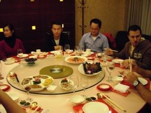 Cena en China