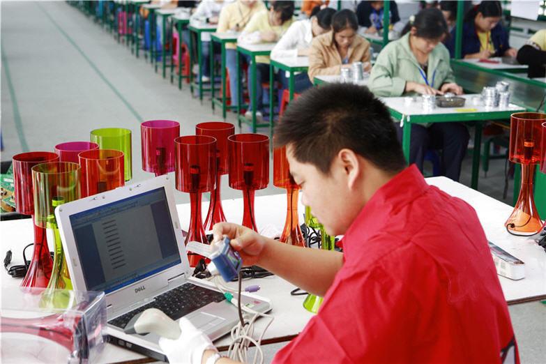 Control de calidad en China