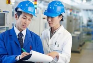 Gestión de la producción a pie de fábrica China