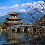 Paisaje de China