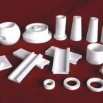 Piezas de cerámica avanzada