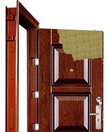 Puerta de seguridad fabrica de puertas blindadas tattoo for Fabrica de puertas