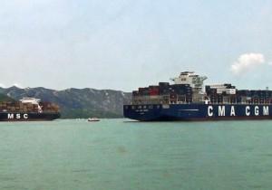Barcos Porta Contenedores