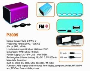 Nuevo Reproductor Multimedia USB