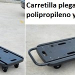 Carretilla Plegable