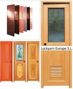 Puertas PVC