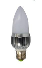 Bombilla E14 tipo vela