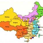 China y las zonas de desarrollo