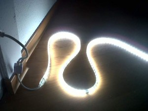 Tira LED sin transformador