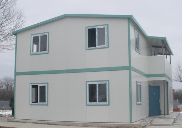 Casas prefabricadas con paneles de fibra de cemento for Casas de cemento