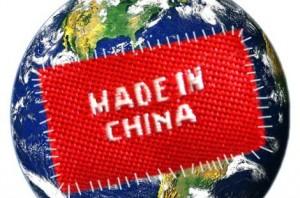 El mundo entero parece estar Hecho en China