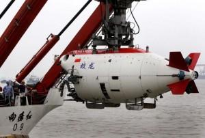 Submarino chino Jiaolong