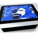 Mesa Táctil 42″ con Linux y Android