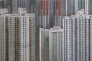 Edificios en Hong Kong