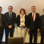 Luckyarn con el Ministro de Las Ciudades de Brasil