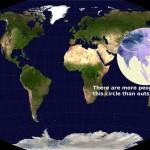 Vive más gente en este círculo que fuera de él