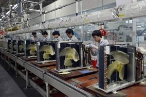 La economía china se enfría