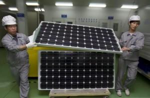 Los paneles solares chinos deberán pagar un 11,80% de antidumping