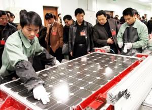 Paneles Solares Chinos pagarán 11,80% de antidumping
