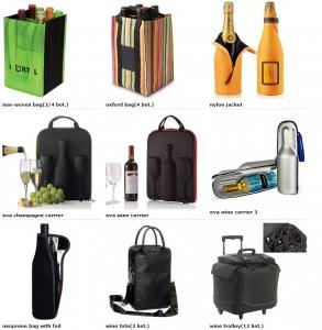 Luckyarn importa estas bolsas y maletas desde China a partir de 0,26€ según cantidades
