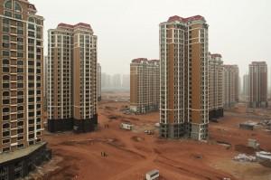 La burbuja inmobiliaria en China está creando auténticos barrios fantasma