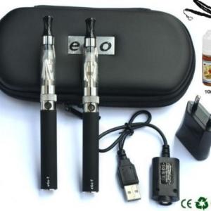 Estuche doble kit cigarrillo electrónico