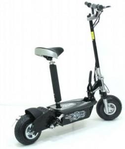 Scooter eléctrico importado por Luckyarn