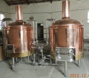 Fabricación e importación de microcervecería de China