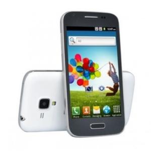Cosmos 4 mini, smartphone parecido al mini s4, dual core con procesador MTK6572 dual core. CPU MTK6572 dual core