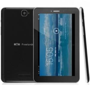 Freelander PX2, práctica tablet Quad-Core con 3G integrado, doble ranura para la tarjeta SIM y una pantalla multitáctil de 7 pulgadas