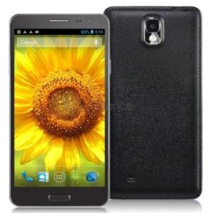 Star N8000, smartphone Quad-Core a 1.3GHz con una gran pantalla de 5.5 pulgadas y una potente batería de 2500 mAh