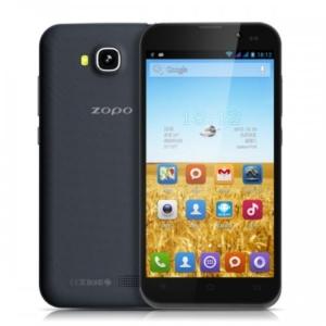 Zopo 700, smartphone Quad-Core, con 1 GB de RAM, 4 Gb de ROM y pantalla de 4.7 pulgadas.