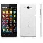 Iocean X7 HD, smartphone Quad-Core con 5 pulgadas de pantalla, resolución HD y con un fino y elegante diseño