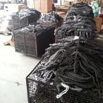 Viaje a China: producción de cadenas