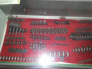 Luckyarn fabrica e importa cadenas de transmisión para gran maquinaria de precisión