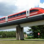 Importaciones de China a velocidades de Maglev