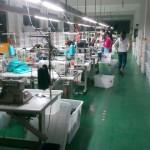 Importación de China de ropa y prendas textiles