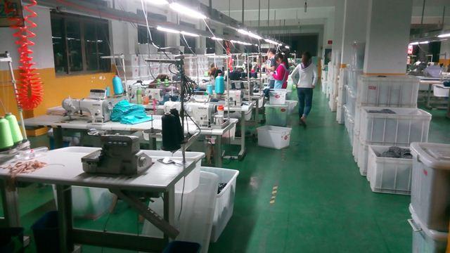 Luckyarn lleva 10 años realizando importaciones de China de ropa y prendas textiles
