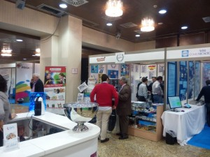 Luckyarn ha expuesto en la XXX Feria Tecnológica de Actuel en Granada con un éxito notable de público y ventas