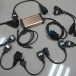 Máquina diagnosis Autocom ECU por 109,99€ con software y todos los cables para conexión.