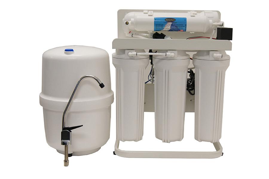 E purificador - Filtro de osmosis inversa ...