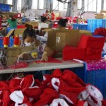 Importación de China de adornos de todo tipo