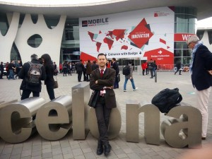 Luckyarn ha estado presente como cada año en el Mobile World Congress 2015 de Barcelona