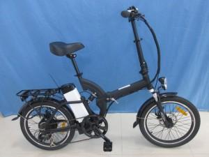 Luckyarn es especialista en la importación de bicicletas eléctricas, de China como este modelo de 20pulgadas