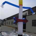 Importación de China de muñeco danzarín hinchable modelo B2 con señal dirección