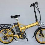 Importación de China de bicicletas eléctricas modelo Sherly de 20″