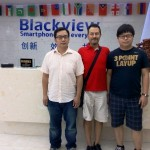 Móviles Chinos Blackview otoño 2015