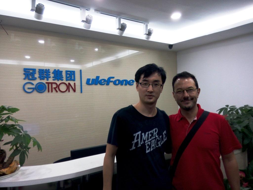 Luckyarn vuelve de China con todas las novedades en la importación de móviles chinos Ulefone, consulta las novedades para esta 2ª temporada año 2015.
