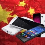 Samsung, Apple, BQ y Zetta son móviles chinos