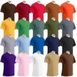 camisetas personalizadas publicitarias, es un regalo promocional con muy buena acogida por quien las recibe.